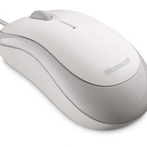 Microsoft Basic Mouse (White)