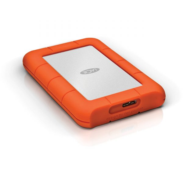 LaCie Rugged Mobile Storage Drive 1TB
