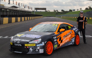 Tim Brook Toyota 86 Racing Series - News Update 11.10.2017